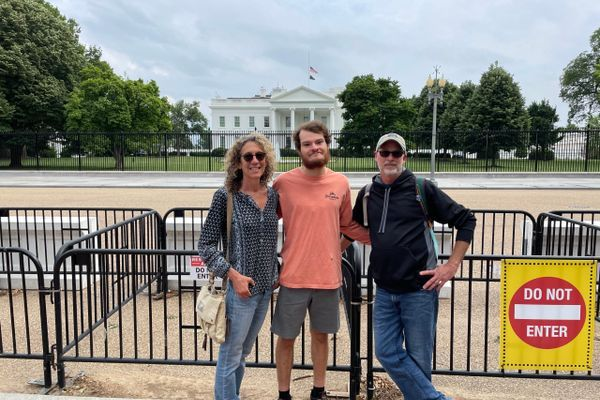 1,000 Miles, Washington D.C. & Harpers Ferry: AT Days 61-63