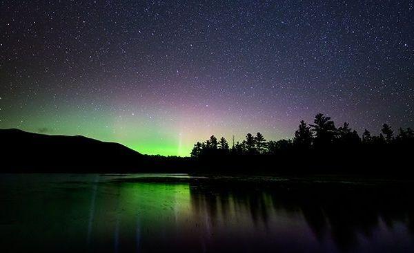 100-Mile Wilderness Designated International Dark Sky Park