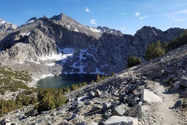 Beginning the Sierras (May 30-31)
