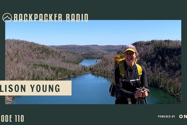 Backpacker Radio 110 | Alison Young: Thru-Hiker, Producer, Podcaster, and Classic Music Aficionado