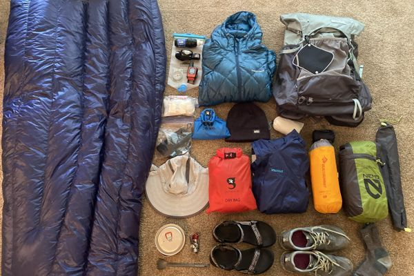 My top 5 gear upgrades for the PCT