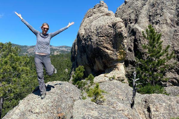 South Dakota Centennial Trail Days 2 & 3
