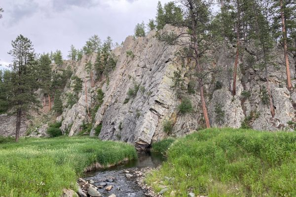 South Dakota Centennial Trail Days 6 & 7