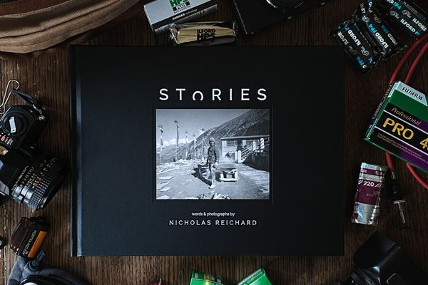 """Nicholas """"Click"""" Reichard on """"SToRIES"""": An Interview with a Prolific Hiker, Photographer, and Author"""