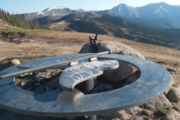 CDT Thru-Hike Week 6. Big Mountains smaller miles