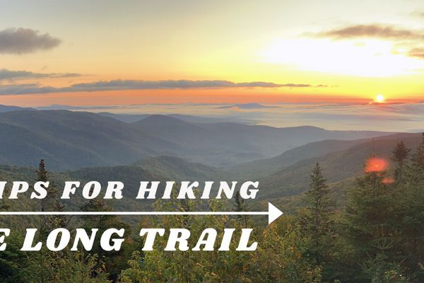 Tips for Hiking the Long Trail