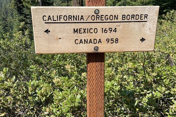 PCT Update and Random Contemplations – 1075 Wolverine Miles Completed