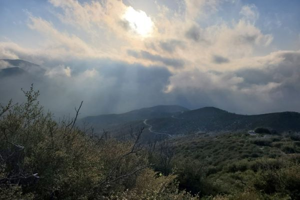 Adjusting Back Into Hiking Solo on the PCT