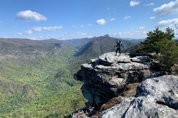 Pros and Cons of Hiking the MST Mountains Section in March
