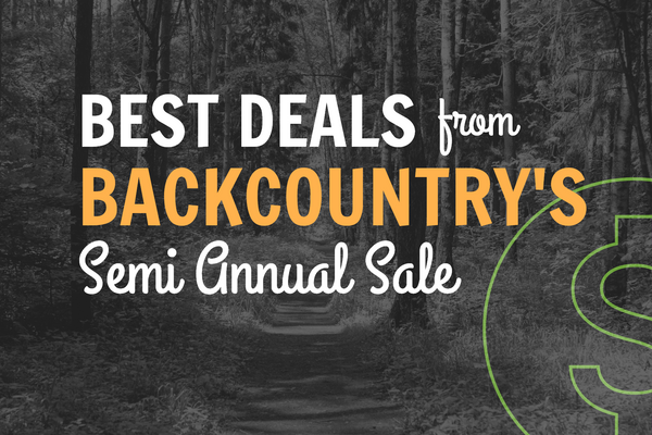 The Best Deals from Backcountry's Semi Annual Sale