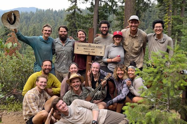 First State Down on the PCT