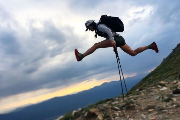 Nika 'Early Bird' Meyers Sets a New Self-Supported Colorado Trail FKT