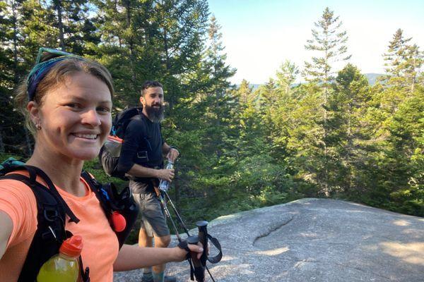 Flip-Flop: Katahdin & The 100 Mile Wilderness