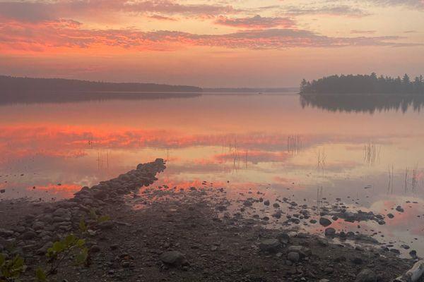 100 Mile Wilderness, pt. 2: AT Days 131-133