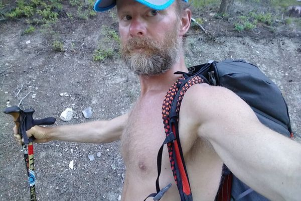 Continental Divide Trail Thru-Hike Week 13. Deerlodge & Helena National Forests.