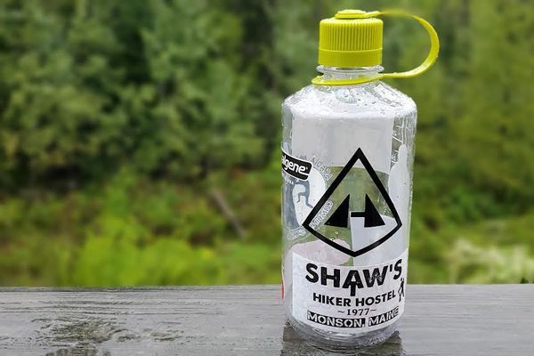 I took a trip to Shaw's –and committed to a Thru Hike.
