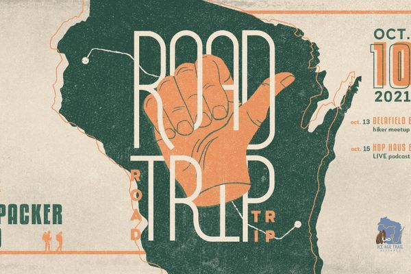 Wisconsin, Here We Come! Backpacker Radio's 2nd Annual Road Trip Takes on the Ice Age Trail