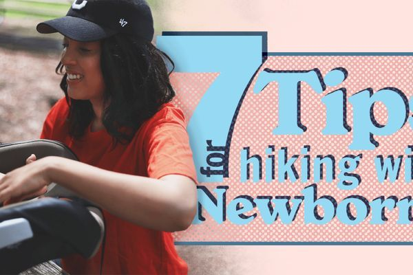 7 Insider Tips for Hiking With a Newborn