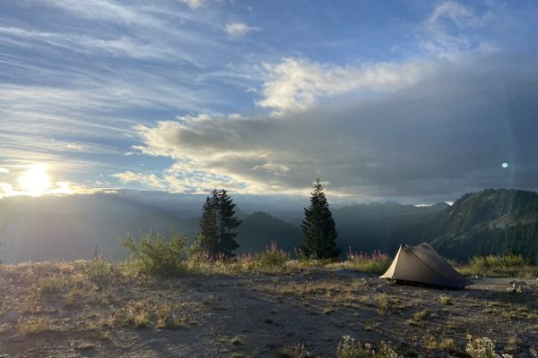The Final Push (Days 140 to 148, White Pass to Stevens Pass)