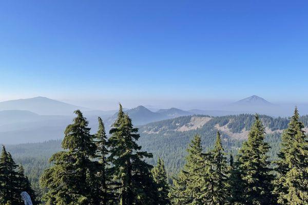 Last Stop in Oregon: Ashland
