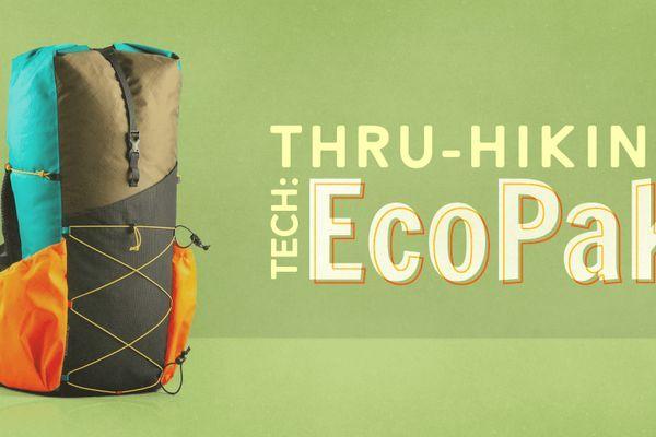 EcoPak – Revolutionizing Thru-Hiking Packs for a Better Planet