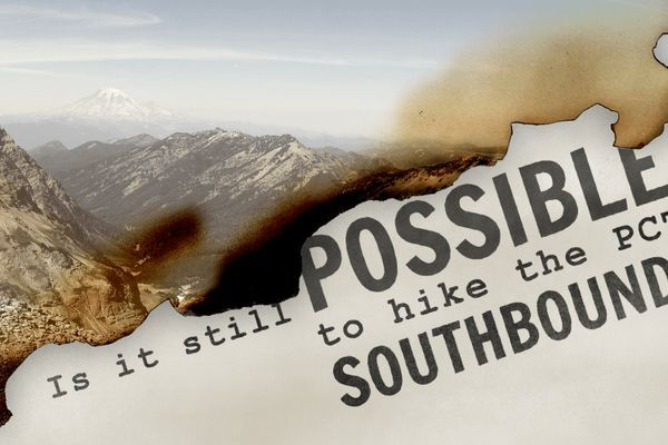 After This Year's Fire Season, Is a Southbound PCT Thru-Hike Still Possible?